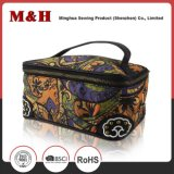 Wholesale Portable Canvas Travel Cosmetic Bag
