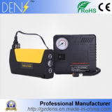 12800mAh Car Air Compressor Power Bank Emergency Car Jump Starter