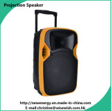 New High Quality Multimedia Loud Digital LED Projection Speaker Box