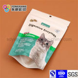 Stand up Ziplock Pet Food for Dog, Cat