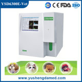 High Qualified Hospital Veterinary Machine Hematology Analyzer Ysd6300e-Vet