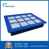 Blue Filter with High Efficiency for Vacuum Cleaner
