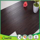 Wood Grain Vinyl Interlocking Vinyl Floor