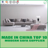 French Style Modern Living Room Fabric Corner Sofa Bed