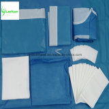 Surgical Delivery Pack Set in Ce