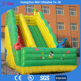 High Quality Kids Dry Inflatable Slide for Outdoor Use