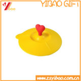 Custom Design Eco Friendly Silicone Cup Cover