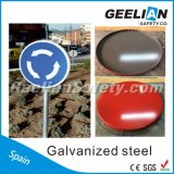LED Solar Traffic Safety Road Metal Street Signs for Safety