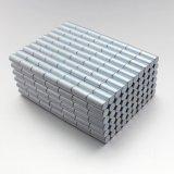 Zinc Plated Columnar Neodymium Magnets for Motor