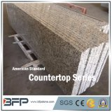 High End Yellow Granite Countertop Polished with Small Chamfer