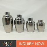 Ws-It01 Stainless Steel Electroplated Colorful Shaker