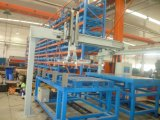 Automatic Carrying Robot for Big Sheets Steel