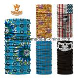 Wholesale Cheap Polyester Tubular Multifunctional Bandanas Headwear