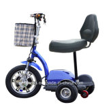 500W 48V Adult Electric Tricycle with Lead-Acid Battery (NY-TW201)