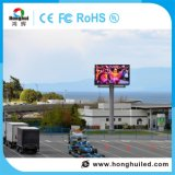 High Brightness P4.81 Outdoor Advertising LED Display Screen