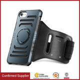 Gym Equipment Detachable Running Armband Phone Case for iPhone 7 8