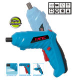 Fixtec 3.6V Li-ion Rechargeable Battery Mini Cordless Screwdriver