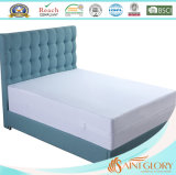 Hotel Cheap Waterproof Polyester Synthetic Fabric Mattress Cover Encasement Protector