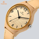 Factory Direct Luxury Wood Wrist Watch for Ladies 71052