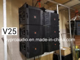 V25 Dual 15 Inch Three-Way Aduio Line Array Speaker