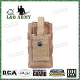 Military Radio Utility Pouch with Molle Webbing