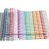 Rhinestone Stickers All in One Sheet Self Adhesive Colorful Gem Rhinestones (TP-colored)