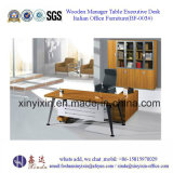 Modern Office Furniture Melamine Executive Office Desk (BF-003#)