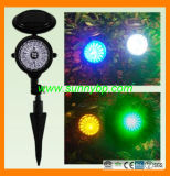 2015 Outdoor Solar Power Sensor Lamp for Sale