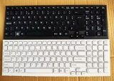 New for Sony Vaio Vpc-Eb Series Laptop Keyboard White Us