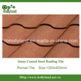 Stone Coated Metal Roofing Tile (Roman Tile)