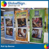 Portable Display Aluminium Roll up Banner Stand (URB-1)