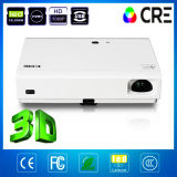 Daytime Use Polarized Laser 3D Projector