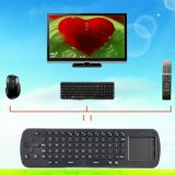 2.4GHz Wireless Fly Air Mouse Touchpad Keyboard Key for Android PC TV Box RC12