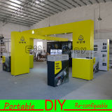 Aluminum Modular Reusable Portable Design Exhibition Display Booth for Trade Fair Show