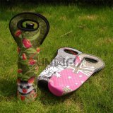 Party Decoration, Insulated Wine Bottle Carrier Bag Promotions Christmas Gift (BC0058)