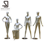 New Linen Wrapped Female and Male Mannequin From Huaqi Manufacture