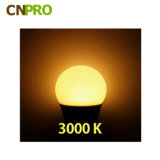 Factory Supply Plastic Coated Aluminum E27 E26 B22 LED Bulb Light 3W 5W 7W 9W 12W 15W 2700K-6500K Ce RoHS