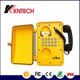 Knsp-01 Outdoor Telephone Ship Telephone Waterproof Phone Technology