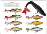 Noval Design Saltwater Soft Fishing Lure