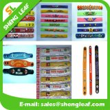 Factory Directly Customized Pringting Rubber Wristband