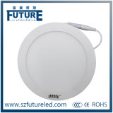 3W-24W Home/Commercial Lighting Round LED Panel Light