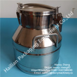 10 Liter Small Container Stainless Steel Milk Container with ISO Certificate