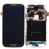 LCD Display Touch Screen Digitizer Assembly for Samsung Galaxy S4 I9500 with Frame
