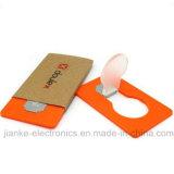 LED Bulb Shape Flashing Card with Logo Print (4017)