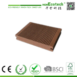 Good Price and Small Groove Solid WPC Decking (150S25-F)