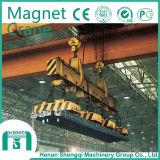 2016 Shengqi QC Type 32 Ton Magnet Electromagnetic Bridge Crane