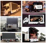 Vehicle Mounted Mobile LED Screen for TV Shows and Events