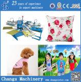 Custom Pneumatic Fabric Silk Screening Equipment at Home (SPE Series)