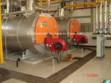 0.35-14 MW Packaged Fire Tub Pressure Hot Water Boiler