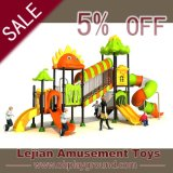 Outstanding Color Super Fantastic Paradise Outdoor Playground Item Slide (X1513-4)